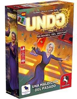 UNDO #02. UNA MALDICION DEL PASADO