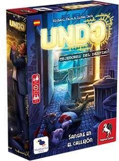UNDO #03. SANGRE EN EL CALLEJON