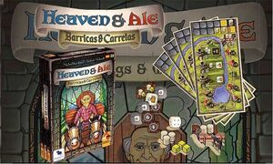 HEAVEN AND ALE: BARRICAS Y CARRETAS