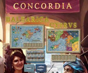 CONCORDIA: BALEARICA - CYPRUS