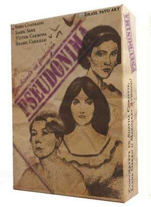 PSEUDONIMA II: ESCRIBIENDO EN FEMENINO