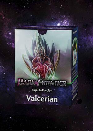 DARK FRONTIER - CAJA DE FACCION VALCERIAN
