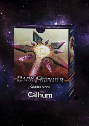 DARK FRONTIER - CAJA DE FACCION CALHUM