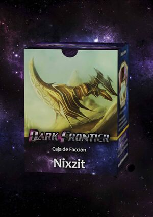 DARK FRONTIER - CAJA DE FACCION NIXZIT