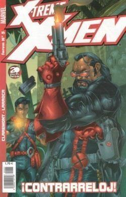 X-TREME X-MEN #005
