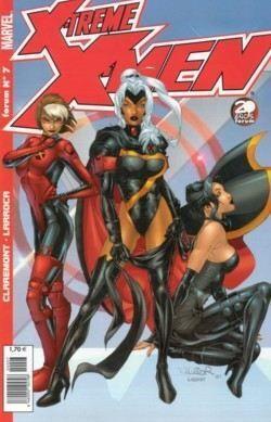 X-TREME X-MEN #007