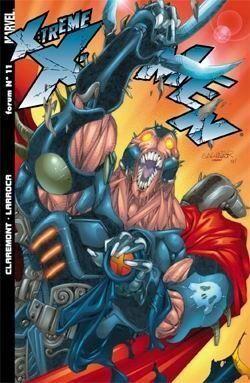 X-TREME X-MEN #011