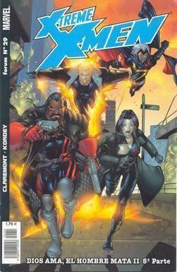 X-TREME X-MEN #029