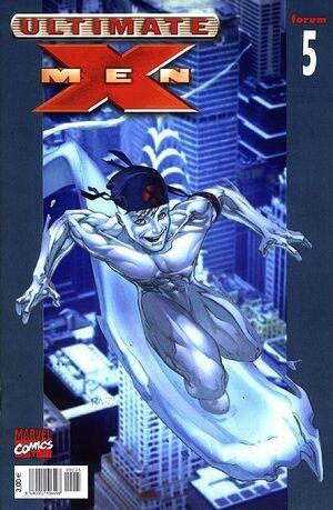 ULTIMATE X-MEN #005