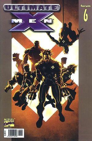 ULTIMATE X-MEN #006