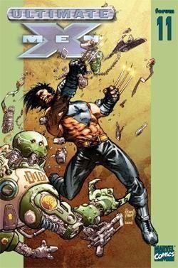 ULTIMATE X-MEN #011