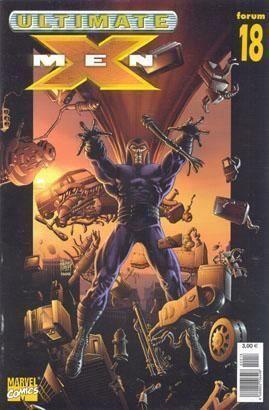 ULTIMATE-X-MEN #18 (FORUM)