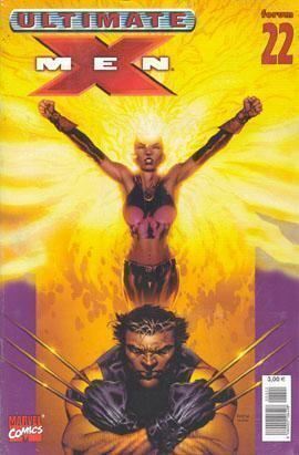 ULTIMATE-X-MEN #22 (FORUM)