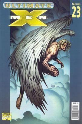 ULTIMATE-X-MEN #23 (FORUM)
