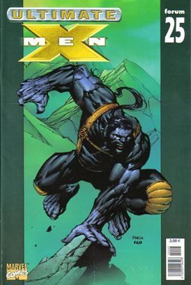 ULTIMATE-X-MEN #25 (FORUM)