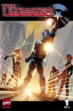 THE ULTIMATES #001