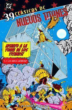 NUEVOS TITANES #039