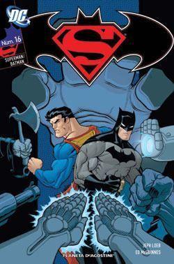 SUPERMAN / BATMAN #016