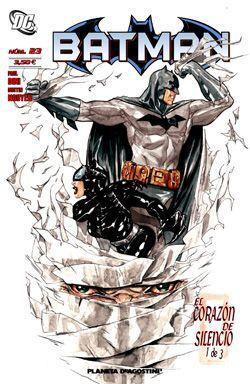 BATMAN MENSUAL VOL.2 #023