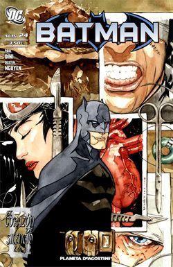 BATMAN MENSUAL VOL.2 #024