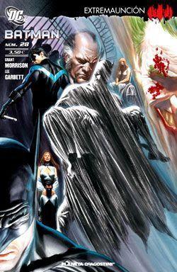 BATMAN MENSUAL VOL.2 #028