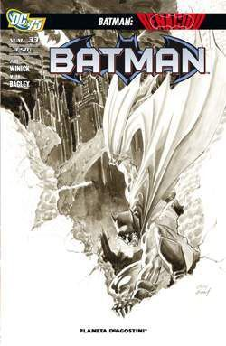 BATMAN MENSUAL VOL.2 #033