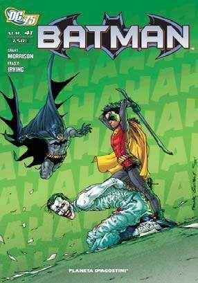 BATMAN MENSUAL VOL.2 #041