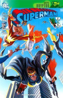 SUPERMAN MENSUAL VOL.2 #030