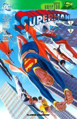 SUPERMAN MENSUAL VOL.2 #031
