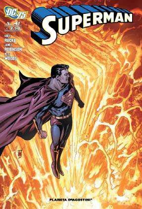 SUPERMAN MENSUAL VOL.2 #041