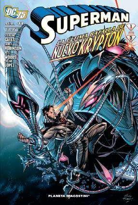 SUPERMAN MENSUAL VOL.2 #043