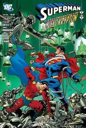 SUPERMAN MENSUAL VOL.2 #044
