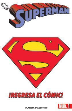 SUPERMAN MENSUAL #01