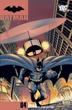 BATMAN MENSUAL #004