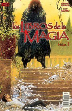 LOS LIBROS DE LA MAGIA #001