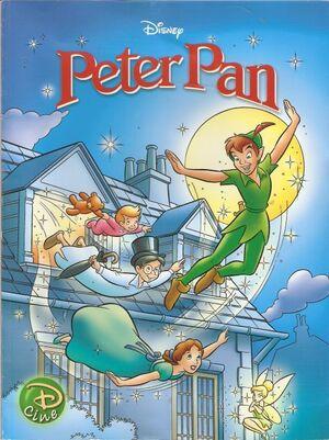 COMIC PELICULAS DISNEY #016 PETER PAN