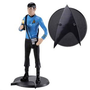 STAR TREK FIGURA FLEXIBLE 18 CM SPOCK BENDYFIG