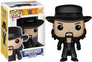 WWE WRESTLING FIGURA 9 CM UNDERTAKER POP! FUNKO 08