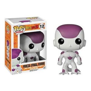 DRAGON BALL Z FIG 10 CM VINYL POP FRIEZA FINAL FORM