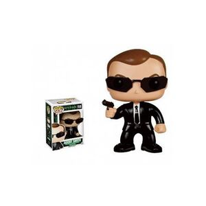 MATRIX FIGURA 9 CM AGENTE SMITH VINYL POP
