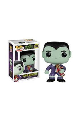 THE MUNSTERS FIGURA 10 CM VINYL POP EDDI MUNSTER