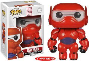 BIG HERO 6 FIGURA 15 CM VINYL POP BAYMAX OVERSIZED ARMADURA
