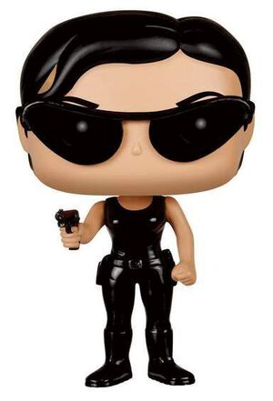 MATRIX FIG 10CM VINYL POP TRINITY