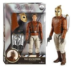 THE ROCKETEER FIGURA 15,24 CM ROCKETEER LEGACY ACTION FIGURES