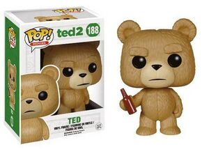 TED 2 FIGURA 9 CM VINYL POP