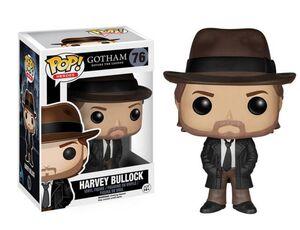 GOTHAM FIGURA 9 CM HARVEY BULLOCK VINYL POP