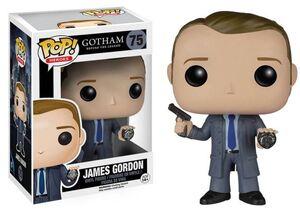 GOTHAM FIGURA 9 CM JAMES GORDON VINYL POP