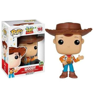 TOY STORY FIG 9 CM WOODY 20TH ANNIVERSARY POP! FUNKO 168
