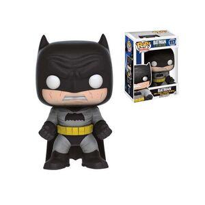 BATMAN THE DARK KNIGHT RETURNS FIGURA 9 CM BATMAN BLACK COSTUME VINYL POP