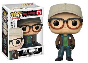 MR ROBOT FIGURA 9 CM MR ROBOT VINYL POP